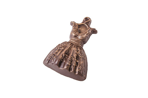 """Шоколад ручной работы """"Платье"""""""