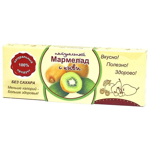 "Мармелад натуральный ""Киви"""
