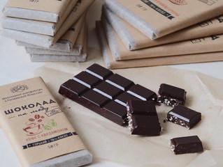 Шоколад На Меду - полезный, натуральный