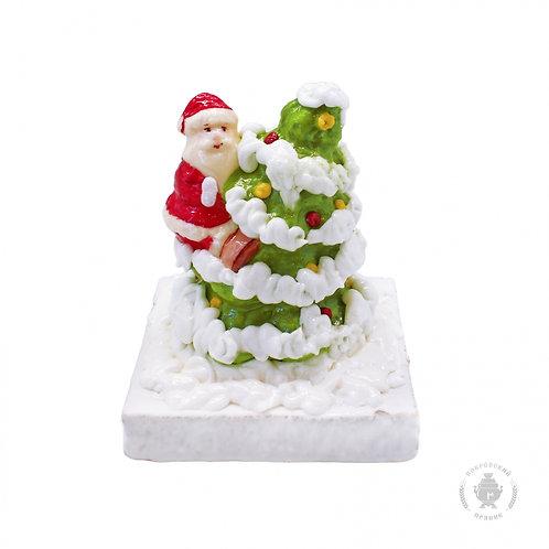 3D покровский пряник Новогодний 550г