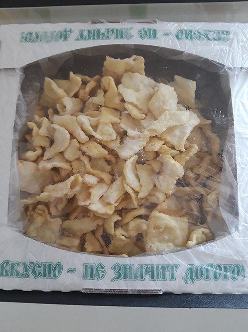 Хворост с сахарной пудрой 0.4кг Хбз 3