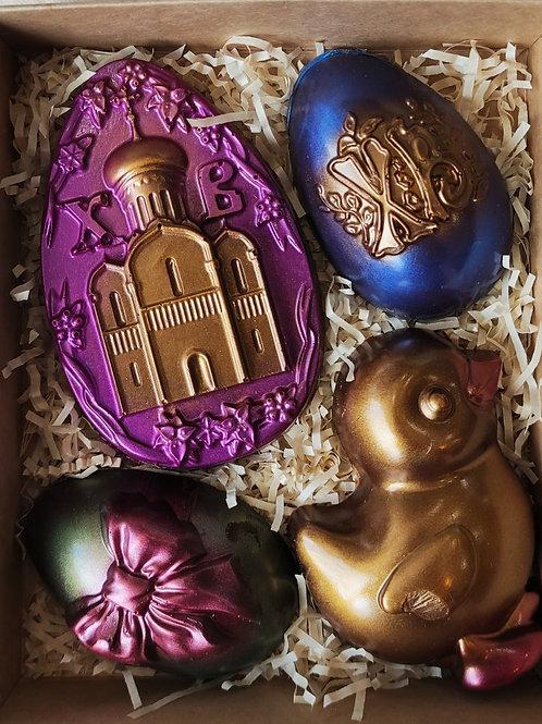 Шоколадный набор к Пасхе