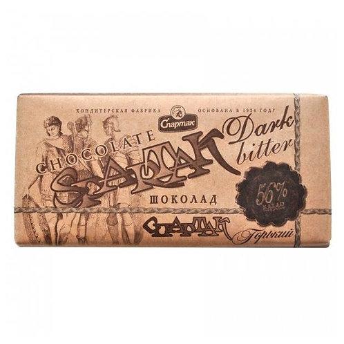 Шоколад горький 56% (72%)