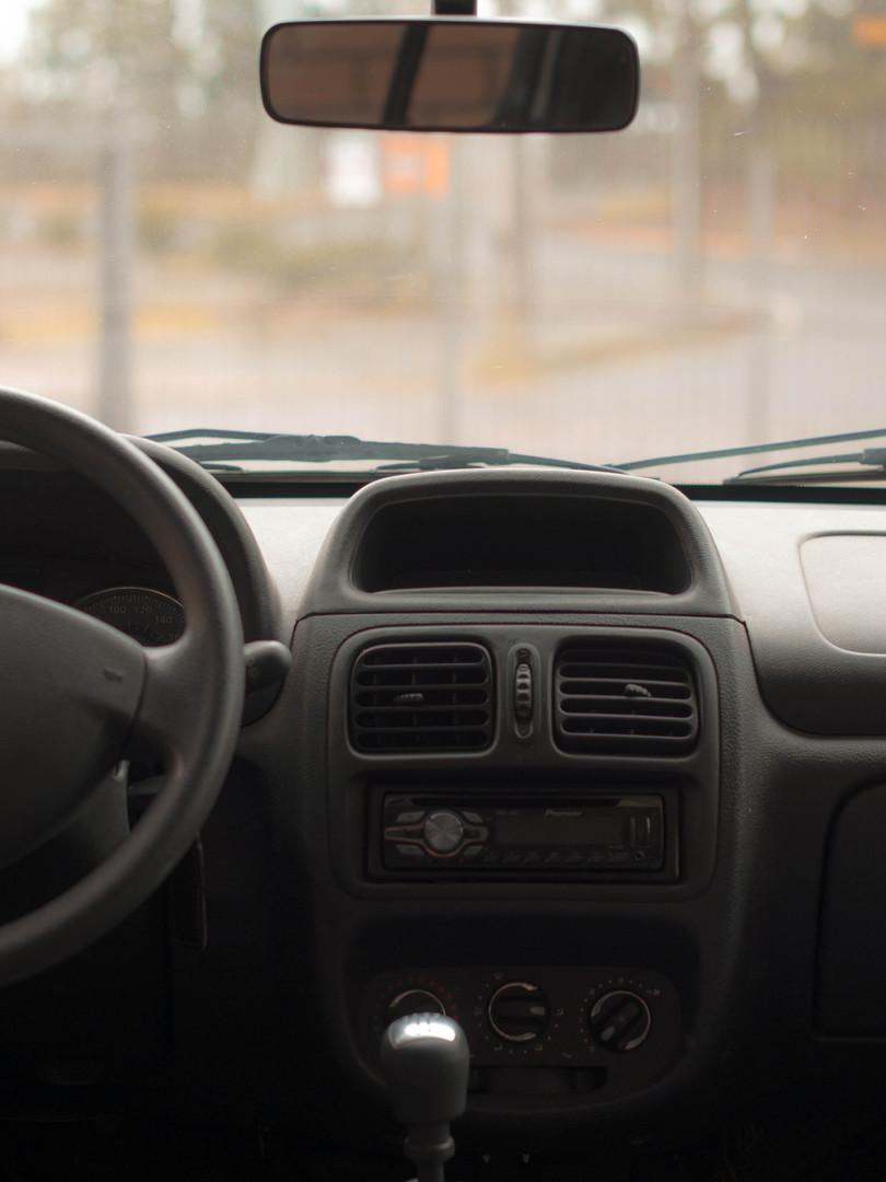 Interior Automóvel