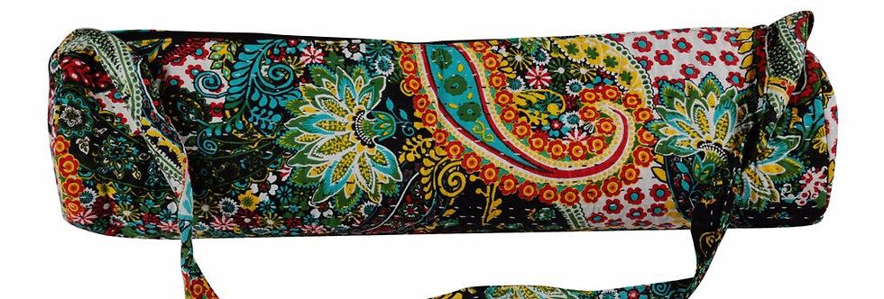 Paisley Yoga Bag