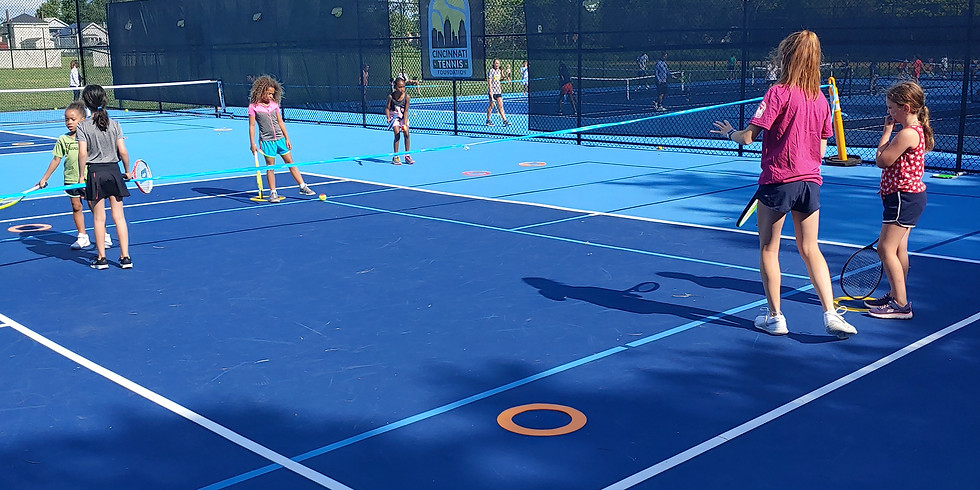 Fall Cincinnati Tennis Academy