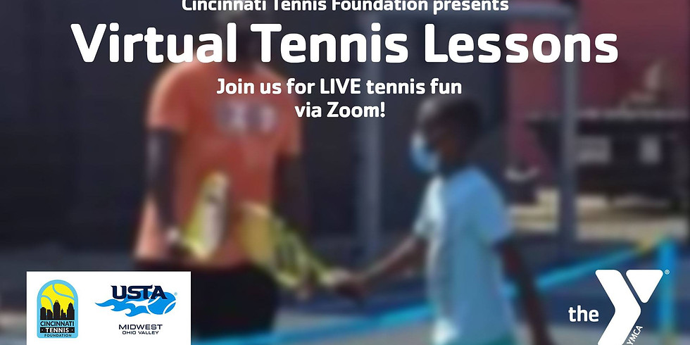 Virtual Tennis with the YMCA - Session 2