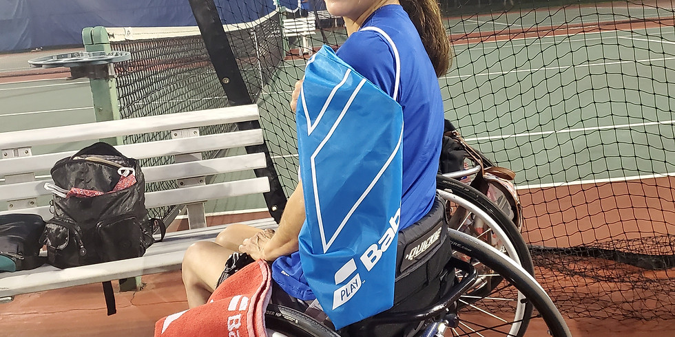 Wheelchair Tennis Clinic - November 30th