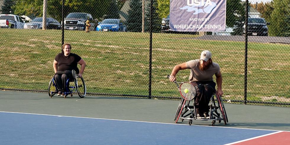 Wheelchair Tennis Clinic - November 23rd