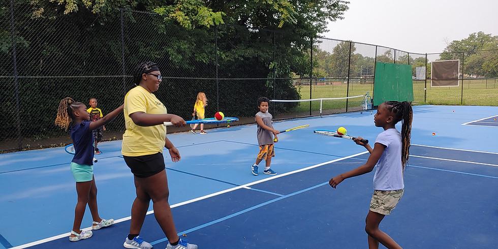 Play Tennis Cincinnati - Carl H Lindner YMCA