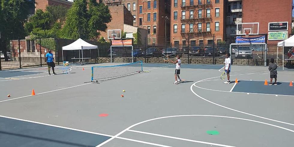 Team Challenge at Ziegler Park