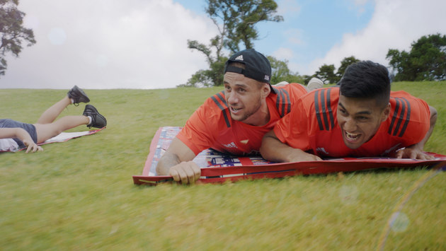 Weetbix Play Big Campaign