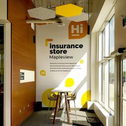 insurance store