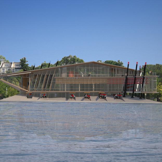 leander boat club