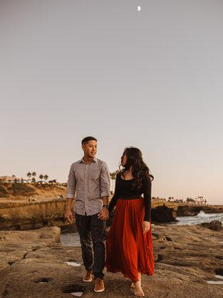 Rachel & Glen Engagement