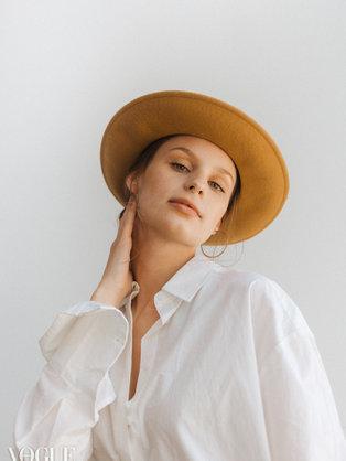 """Modern Madeline"" featured on Vogue Italia's PhotoVogue"