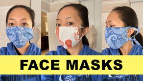 Homemade Face Masks Tutorials