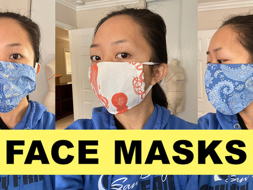 Homemade Face Masks Tutorials