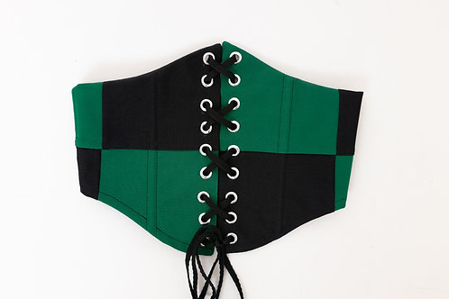 Custom Tanjiro Corset