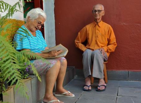 E-book dá dicas de como manter a saúde física e mental na velhice