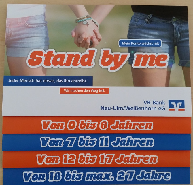 stand by me Foto
