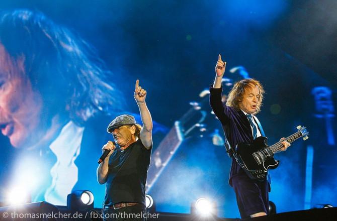 AC/DC Hockenheimring
