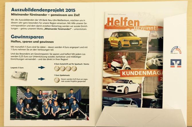 Bild für die VR Bank Neu-Ulm/Weißenhorn eG