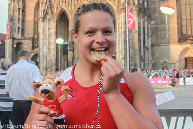 Deutsche Leichtathletik-Meisterschaften 2014 in Ulm