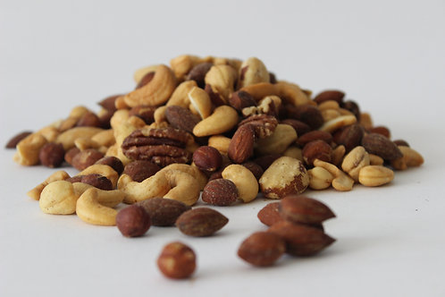 Mixed Nuts Roasted Unsalted