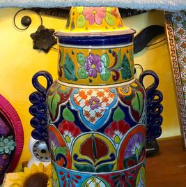 Talavera Lamp