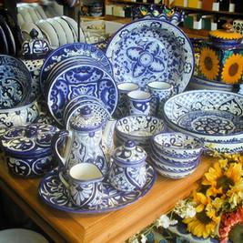 Blue&White Table Setting