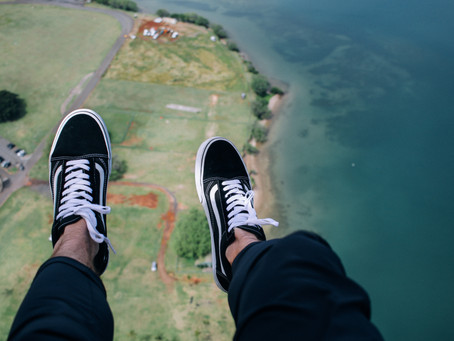 Sometimes We Need to Jump From a Plane