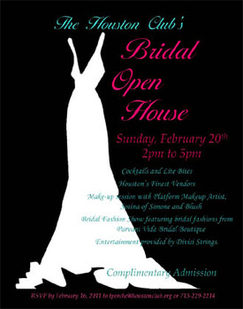Bridal Open House