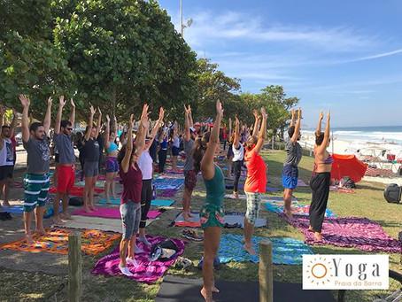 Instrutor de Yoga: oportunidade para mudar de vida