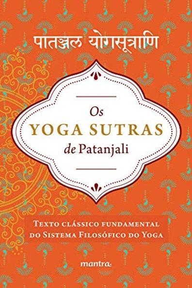 """Livro """"Yoga Sutras"""" + Intensivo 7 dias de Yoga"""