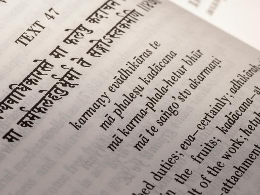 Introdução ao Bhagavad-gitã (3/3)