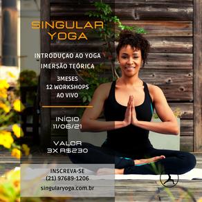 Curso de Formação de Instrutores de Yoga