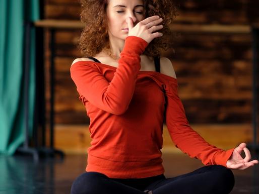 Yoga e Respiração