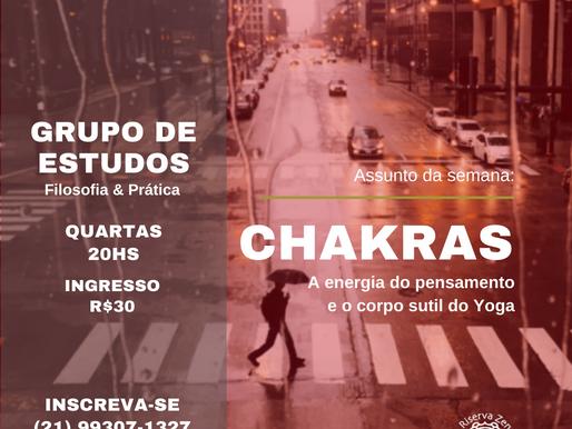 Chakras: A energia do pensamento e o corpo sutil do Yoga