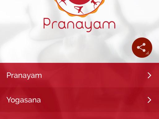 App: 7pranayama respiração yoga