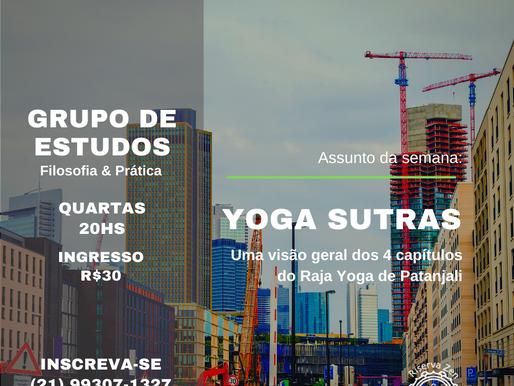Yoga Sutras: Visão Geral dos 4 capítulos do Raja Yoga de Patanjali