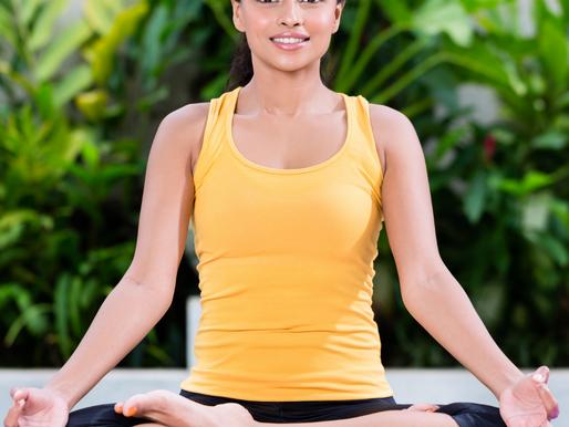 O Yoga no dia a dia para reduzir a ansiedade