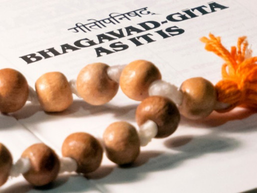 Bhagavad Gita: Capítulo II - Resumo do Gita -