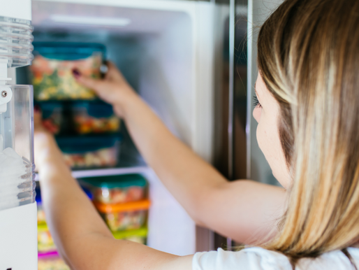 Como preservar os alimentos e manter a geladeira em ordem