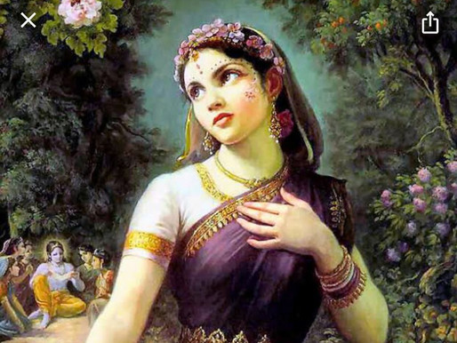 Radhashtami, aniversário de Radha é comemorado anualmente