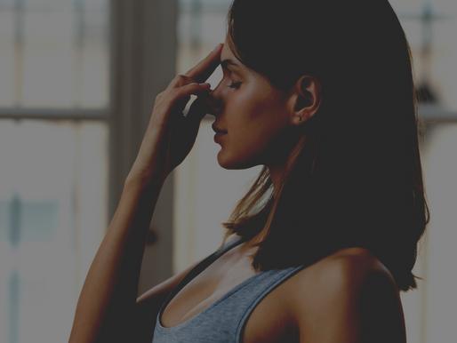 A importância da respiração consciente para aliviar o estresse e aumentar a imunidade