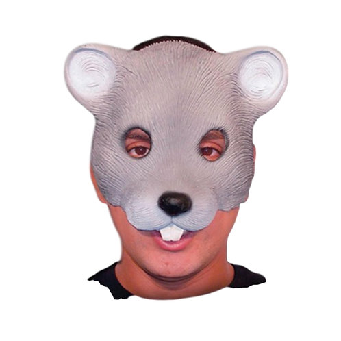 Máscara Rato Metade - Spook