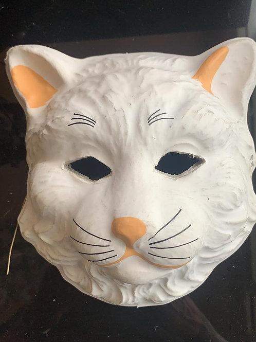 Máscara Inf. Gatinho