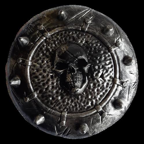 Escudo Caveira Medieval