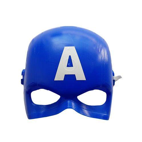 Máscara Capitão América Infantil